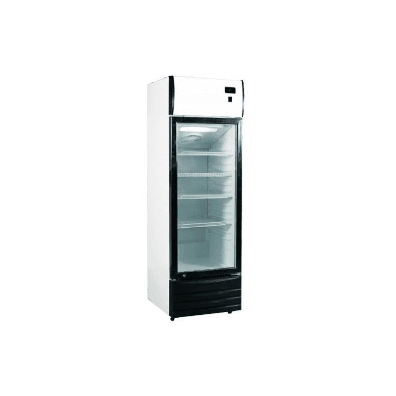 frigorifico refrigeracion 318 litros con cristal antivaho expositor frio eutron