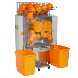 Exprimidor de naranjas automático 20 naranjas/min
