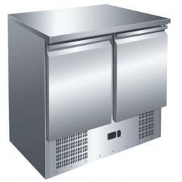 Mesa fría refrigerada 2 puertas - De preparación