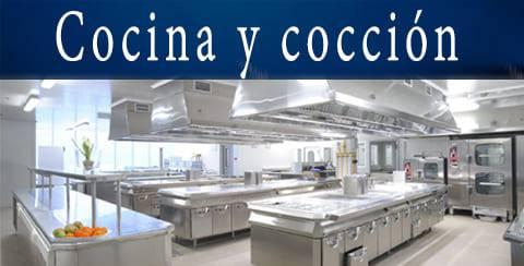 Cocina y cocción